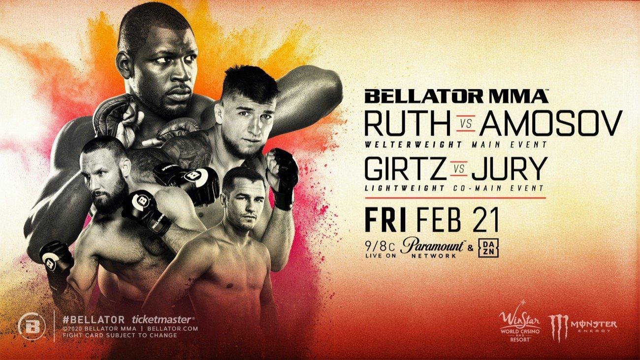 MMA News: Ed Ruth