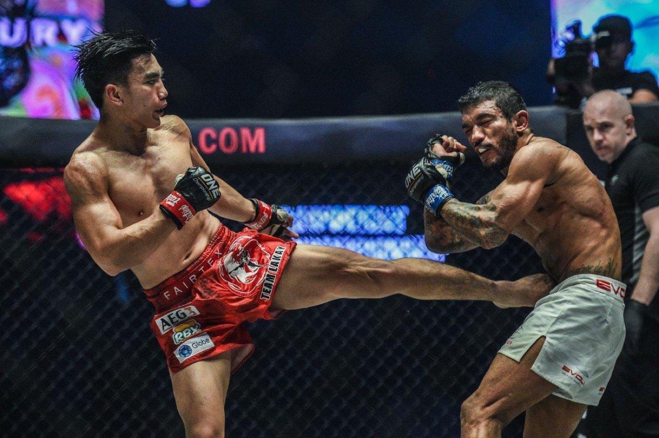 MMA News: Joshua Pacio