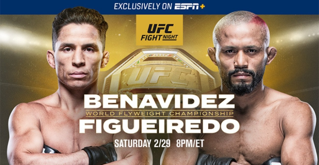 MMA News: Deiveson Figueiredo, Joseph Benavidez