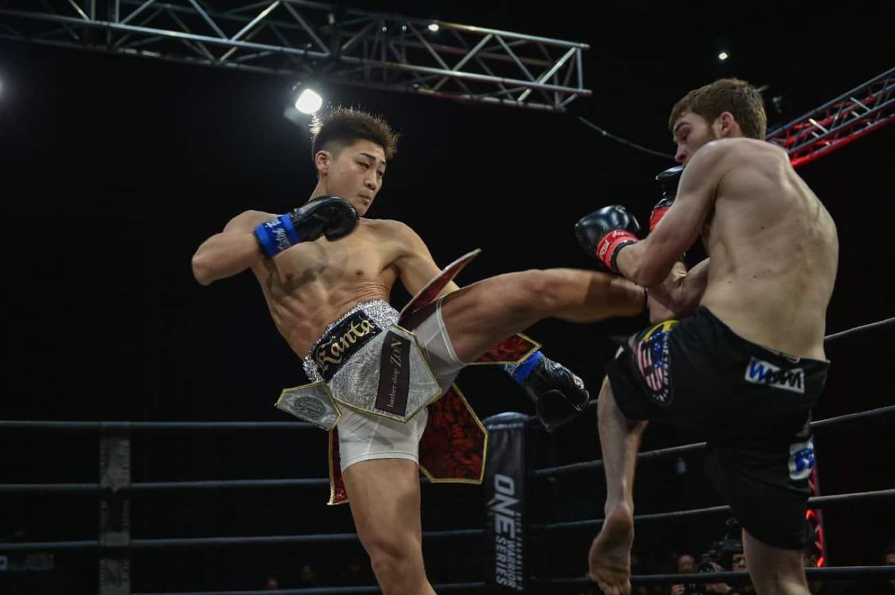 MMA News: Koji Shikuwa, Marc Grayson, Michael Walker, Ryoji Kudo