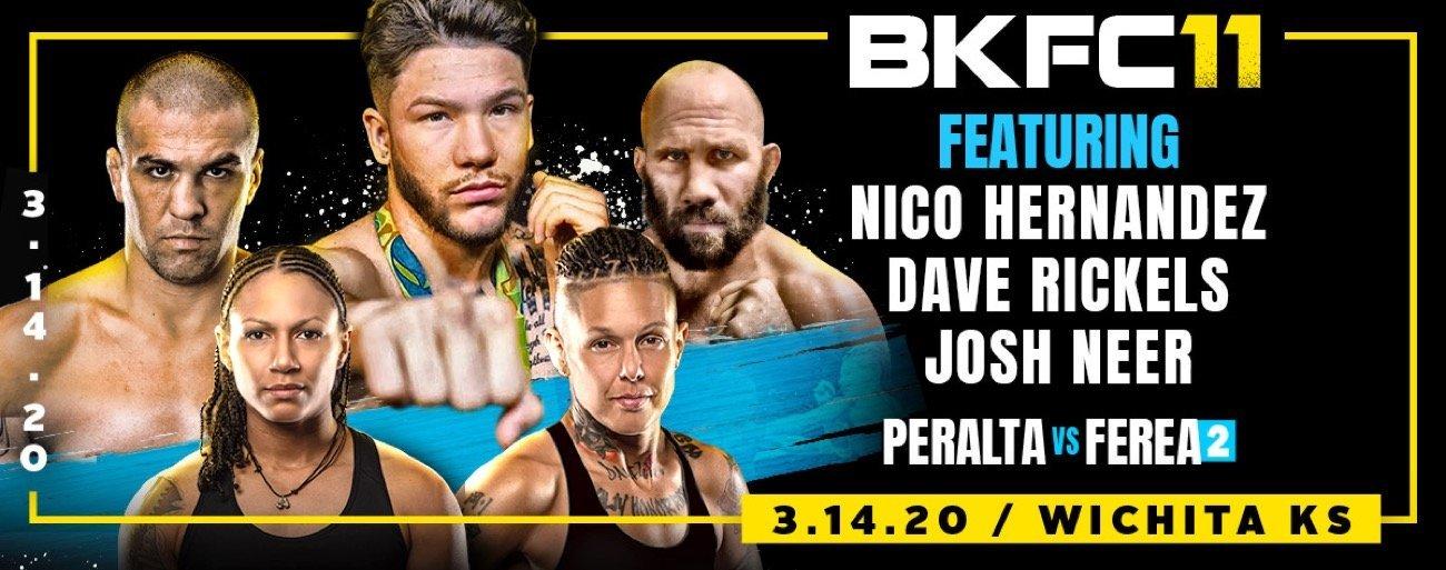 MMA News: Nico Hernandez