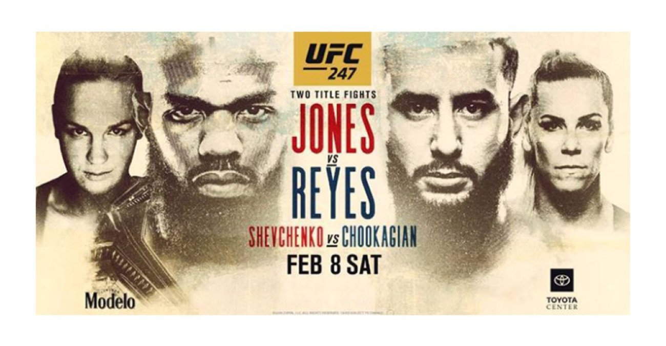 MMA News: Dominick Reyes, Jon Jones, Valentina Shevchenko