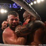 MMA News: David Mundell, Hector Lombard