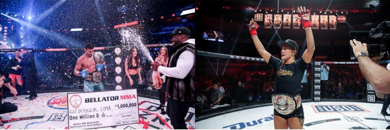 MMA News: Douglas Lima, Ilima-Lei Macfarlane