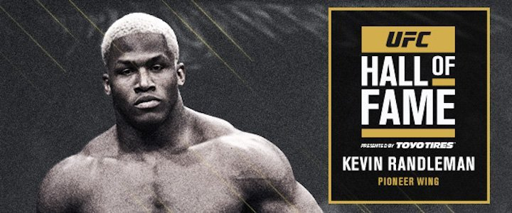 MMA News: Kevin Randleman