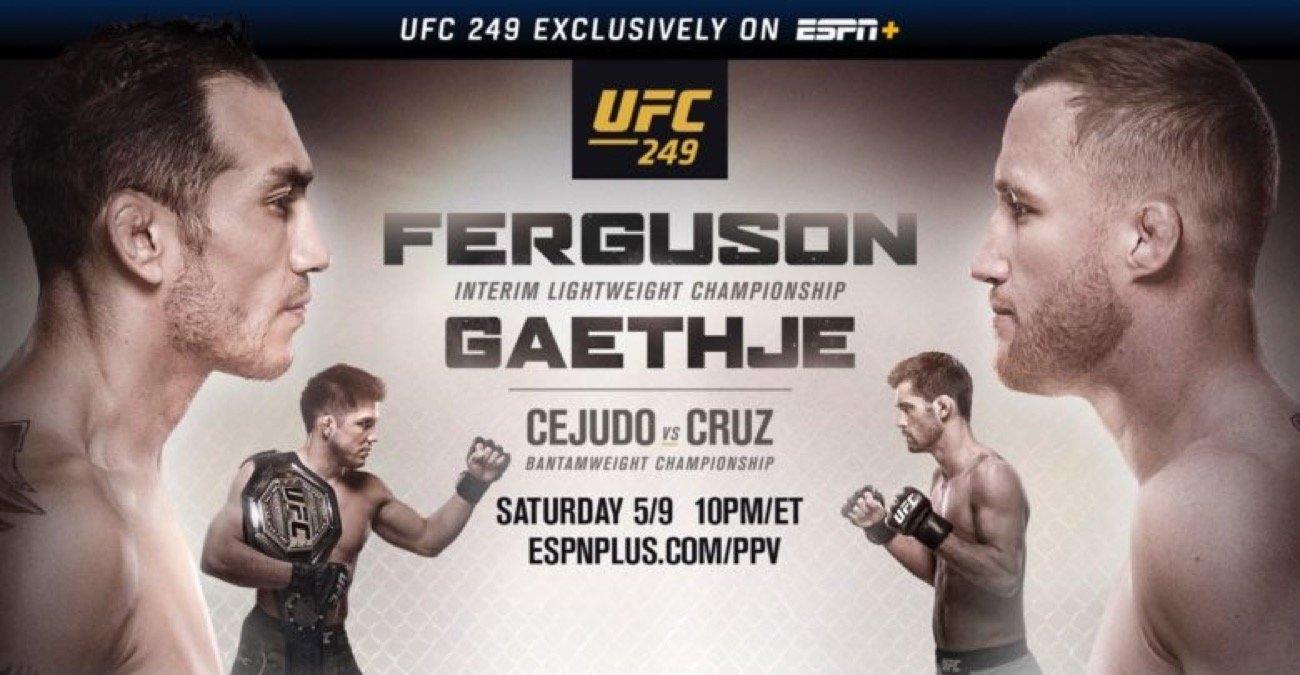 MMA News: Tony Ferguson