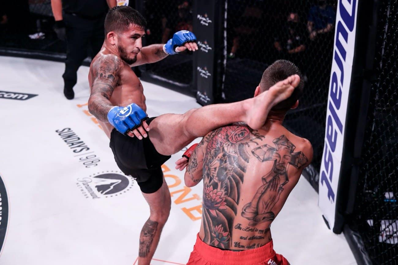 MMA News: Ricky Bandejas, Sergio Pettis