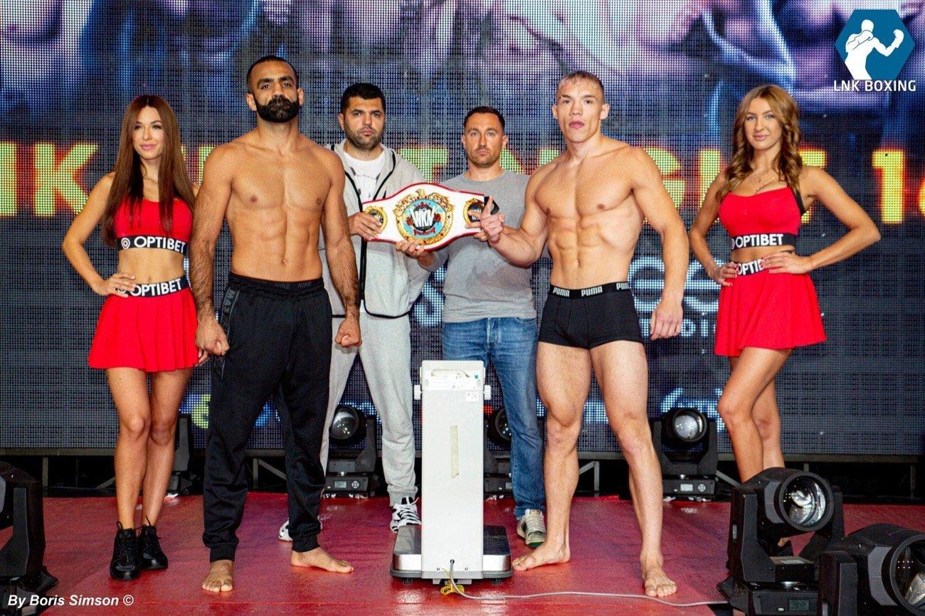 MMA News: Zaur Dzhavadov