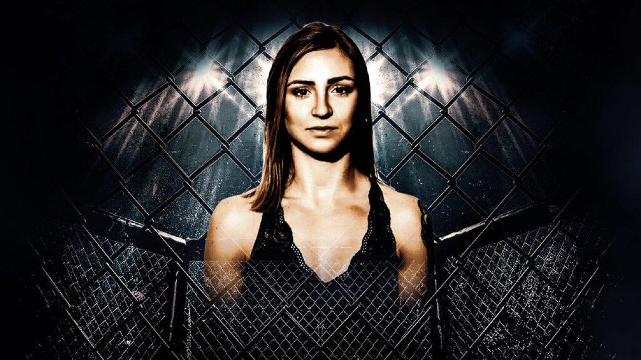 MMA News: Anna-Isabella Hubsch