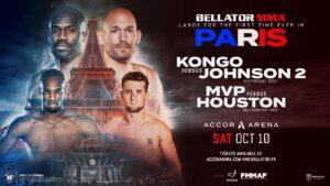 MMA News: Cheick Kongo, Michael Page, Tim Johnson