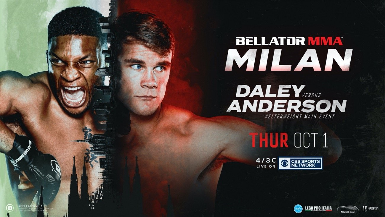 MMA News: Derek Anderson, Paul Daley