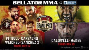 "MMA News: Patricio ""Pitbull"", Rafael Carvalho"