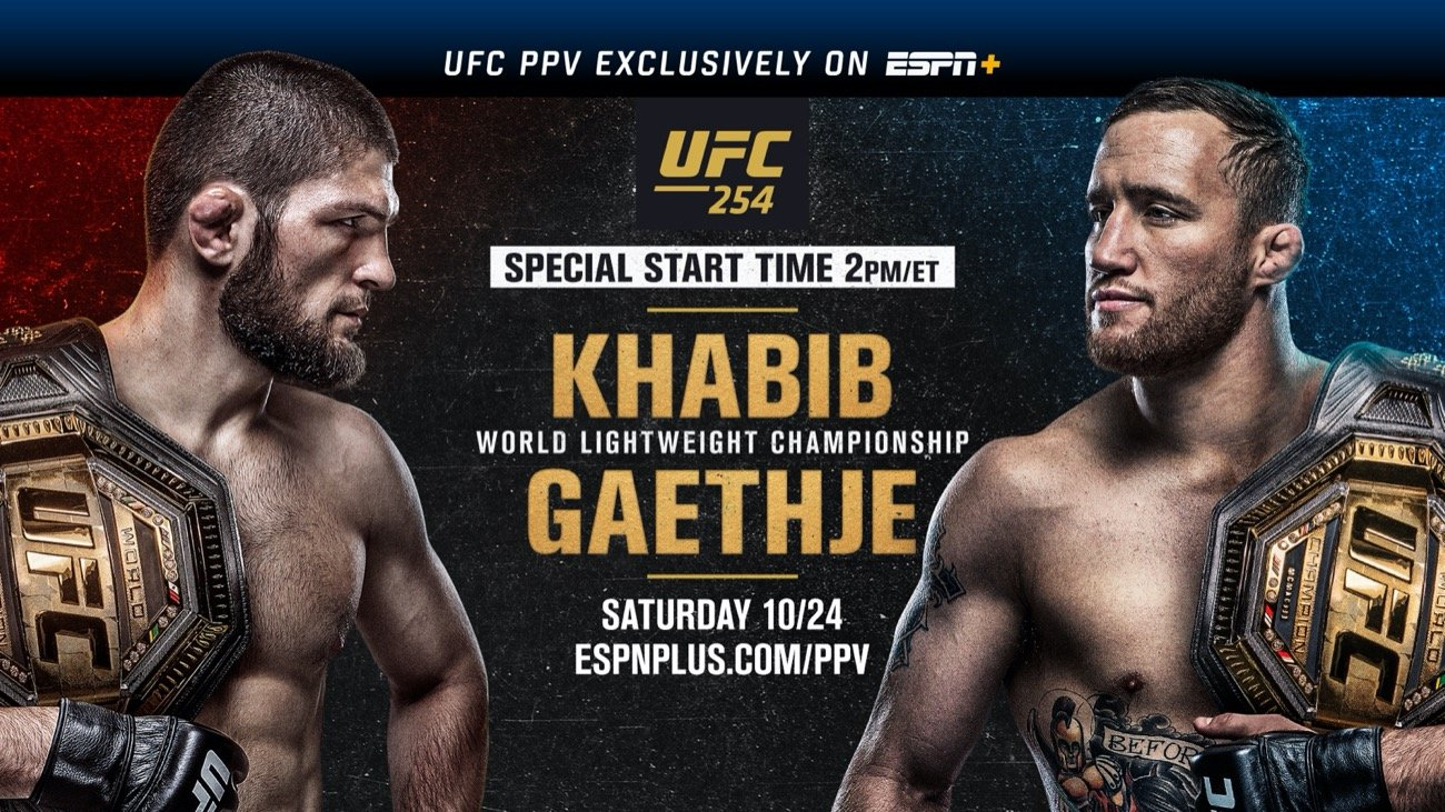 MMA News: Justin Gaethje, Khabib Nurmagomedov