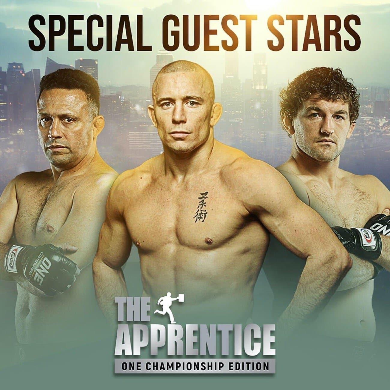 MMA News: Ben Askre, Georges St-Pierre, Renzo Gracie