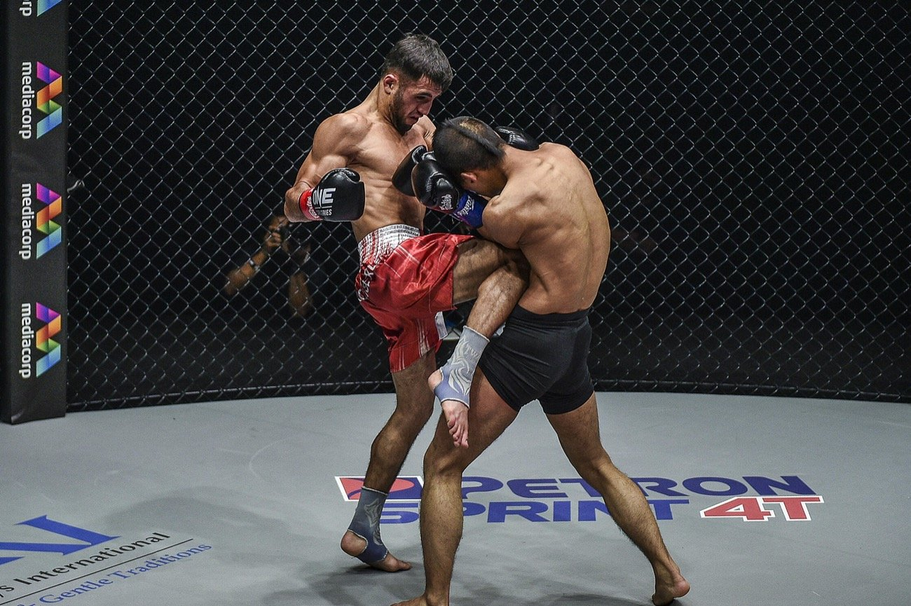 MMA News: Aslanbek Zikreev