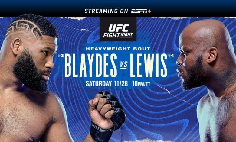 MMA News: Curtis Blaydes