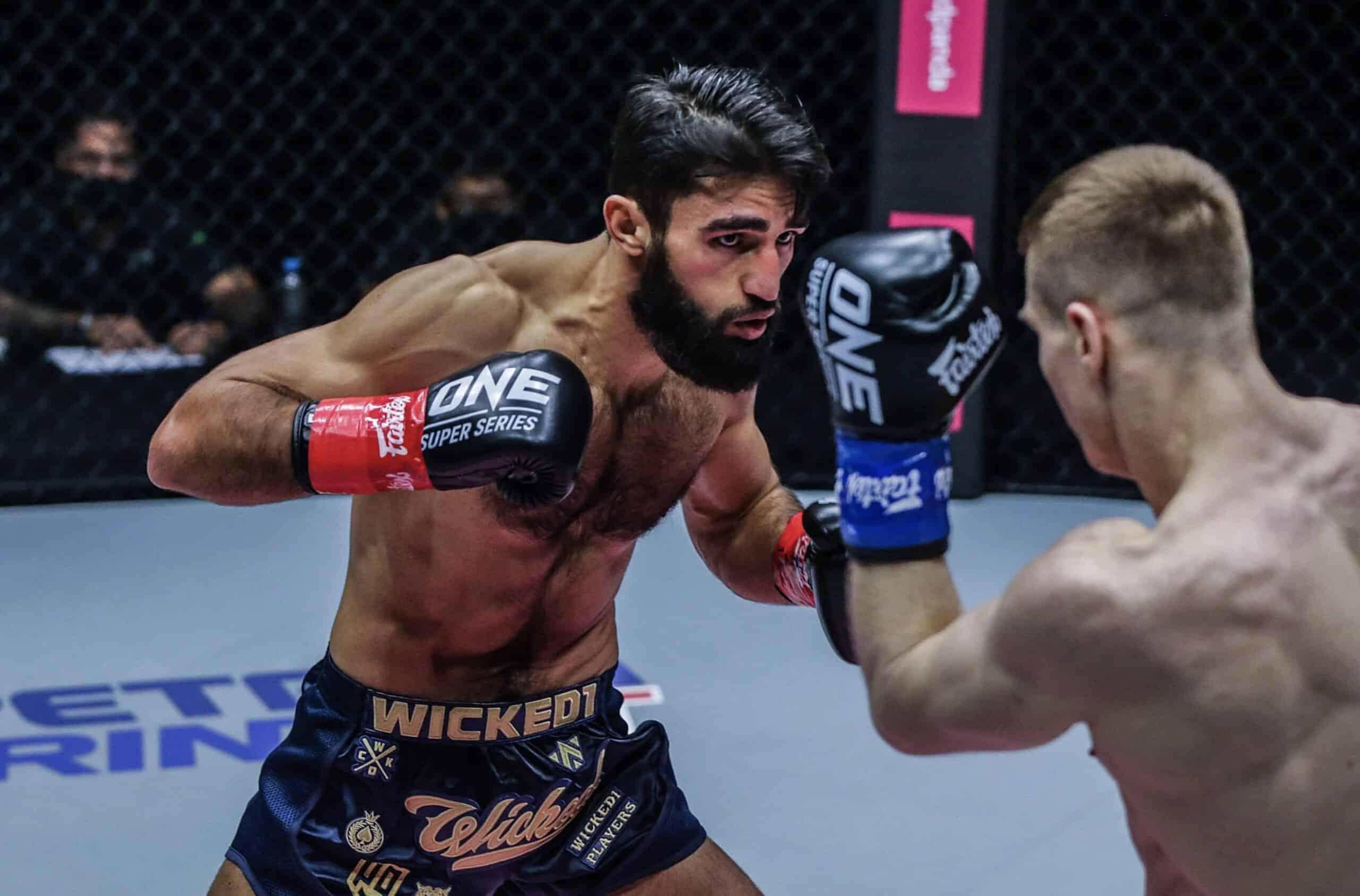MMA News: Marat Grigorian
