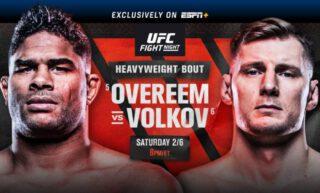 MMA News: Alexander Volkov, Alistair Overeem