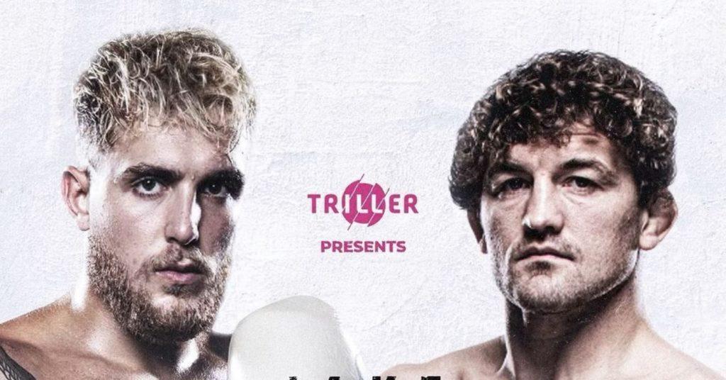MMA News: Ben Askren, Jake Paul